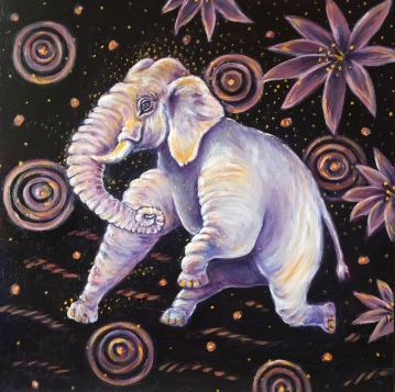 Low res - comsic elephant IMG_3865