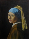Art gallery - vermeer copy