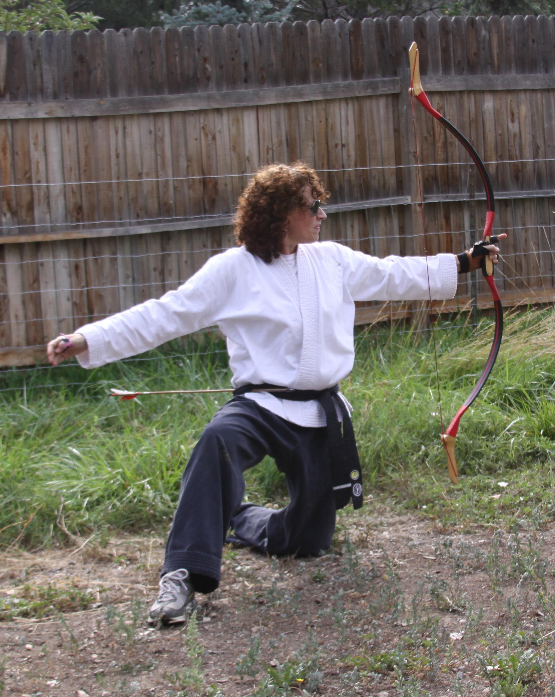 Archery Brigitte1