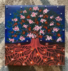 Canvas print Tree of Life - 8x8 - IMG_3191